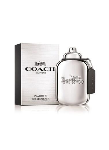 Coach Coach Man Platinum Edp 100 ml Erkek Parfüm Renksiz